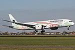 Aeroméxico B787-9 (XA-ADL) landing at Amsterdam Airport Schiphol (3).jpg