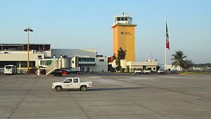 Licenciado Gustavo Díaz Ordaz International Airport - Image: Aeropuerto Internacional de Puerto Vallarta