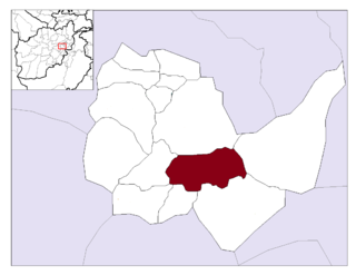 Bagrami District District in Kabul Province, Afghanistan
