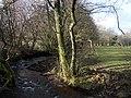 Afon Honddu at Capel-y-ffin - geograph.org.uk - 1765149.jpg