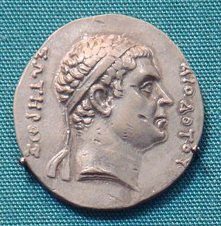 Diodotus I Greco-Bactrian king