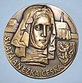 Agnes von Böhmen Medaille TBK 2012.JPG