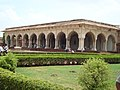 Agra Fort - Diwan-e Aam.JPG