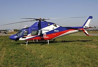 AgustaWestland AW119 Koala - Agusta AW119 Koala, 2008