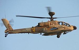 Abdel Aziz al-Rantisi - Israeli AH-64 Apache helicopter