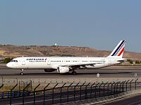 F-GTAT - A321 - Air France