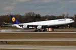Airbus A340-642 Lufthansa D-AIHR (12838580554).jpg
