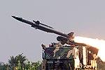 Akash MK-1S missile test on 27 May 2019 - 1.jpg