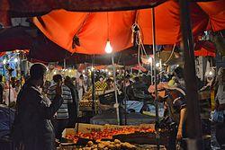 Market in Al-Hudaydah
