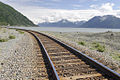 Alaska Railroad at the Turnagain Arm of Cook Inlet..jpg