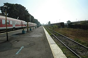 Durrës Rail Station