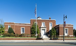 Albemarle, North Carolina - Albemarle City Hall