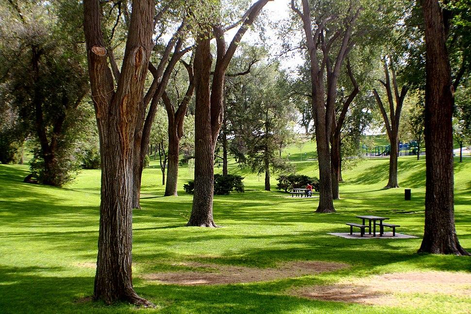 Albuquerque Roosevelt Park