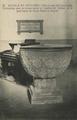 Alcalá de Henares (Tomás de Gracia Rico 1915) Pila bautismal de Cervantes.png