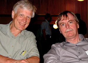 James Alcock - James Alcock and Barry Beyerstein at the Skeptic's Toolbox