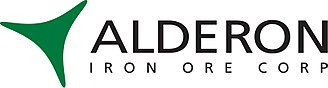 Alderon Iron Ore Corp. - Image: Alderon Logo