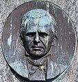 Alesund - Peder Knudsen monument - by Alesund Kirke - detail.jpg