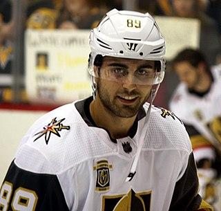 Alex Tuch American ice hockey player