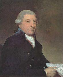 Ritratto di Alexander Henry, dagli Archivi Nazionali del Canada