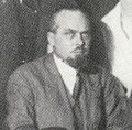 Alexander Nikolsky at First OSA Conference, 1928.jpg