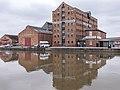 Alexandra Warehouse on the main basin of Gloucester Docks.jpg