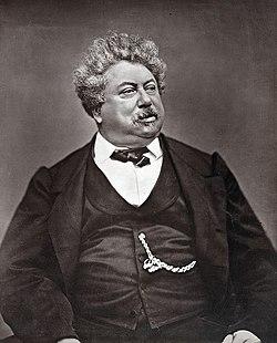 Alexandre Dumas, père.
