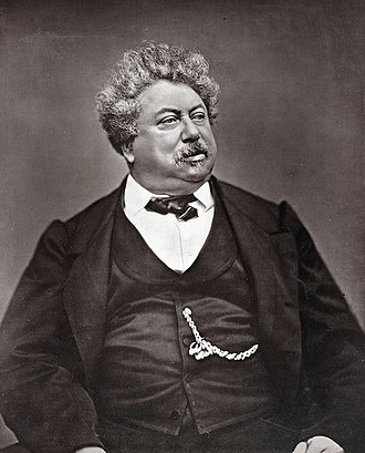 """High yellow - French novelist Alexandre Dumas, père was called """"High Yellow"""" in a 1929 issue of Time magazine."""