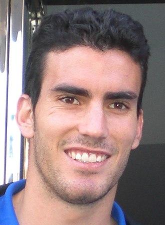 Alejandro Alfaro - Alfaro with Tenerife in 2010
