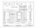 Aliiolani Hale, 463 King Street, Honolulu, Honolulu County, HI HABS HI,2-HONLU,3- (sheet 7 of 12).png