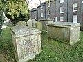 All Saints', Lewes, churchyard (IV) - geograph.org.uk - 2706310.jpg