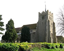 All Saints Ashdon from the north - geograph.org.uk - 744938.jpg