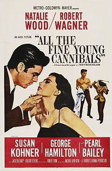 alt=Description de l'image All the fine young cannibals poster.jpg.