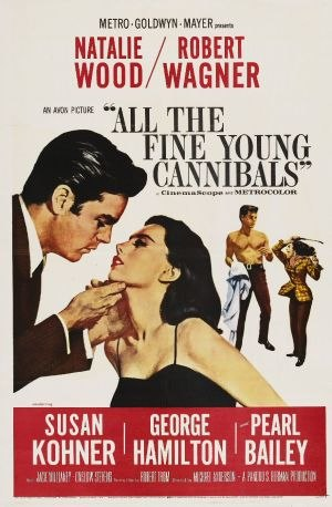All the Fine Young Cannibals - Original movie poster by Reynold Brown