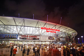 2015 Netball World Cup - Image: Allphones Arena