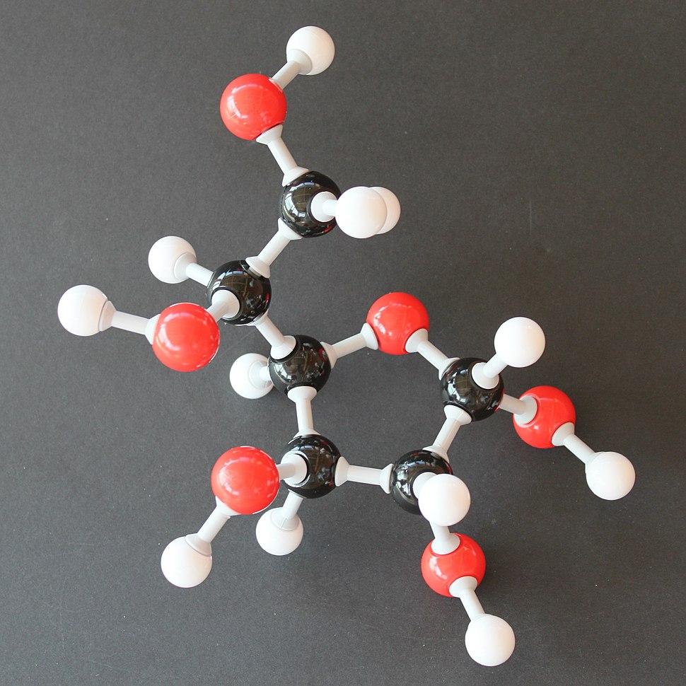 Alpha-D-Glucofuranose Molekülbaukasten 9134 (crop)
