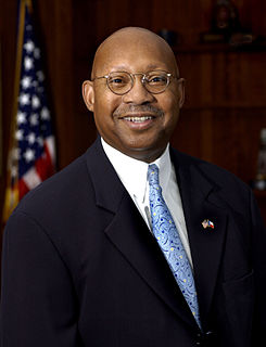 Alphonso Jackson 13th United States Secretary of Housing and Urban Development