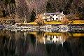 Alps of Switzerland House at Lago di Poschiavo (23924377229).jpg