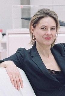 Amanda Levete British architect
