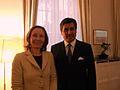Ambassador Juan José Gómez Camacho with FIT.jpg