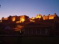 Amer Fort Exterior View, Jaipur, Rajasthan.jpg