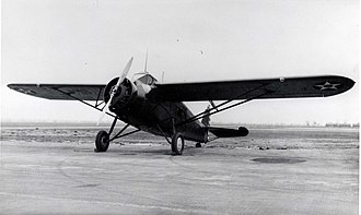 Fairchild 100 - American/Fairchild Y1C-24, c. 1932