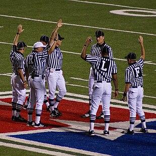 Arbitro (football americano)