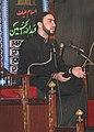 Ammar Nakshawani on Mimbar.jpg