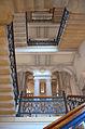 Anbau (Treppenhaus, Detail) aus der Zeit des 19. Jahrhunderts an das Hauptstaatsarchiv Hannover.jpg