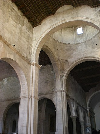 Ancona Cathedral - Interior view