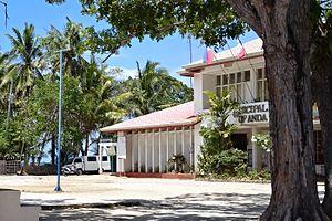 Anda, Bohol - Municipal Hall of Anda