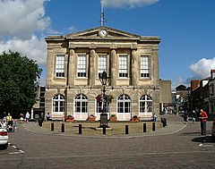 Andover - Town Hall - geograph.org.uk - 539693.jpg