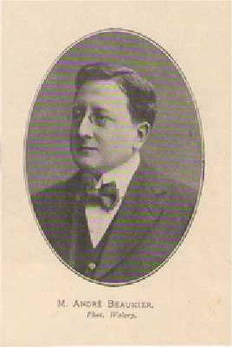 André Beaunier - Beaunier