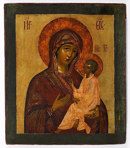 File:Andreyev Our Lady of Tikhvin.jpg