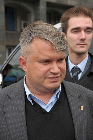 Andriy Mokhnyk - Image: Andriy Mokhnyk